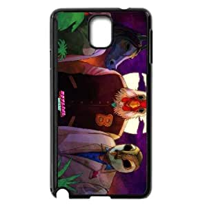 Samsung Galaxy Note 3 Cell Phone Case Black Hotline Miami 2 Wrong Number 10 SU4413022