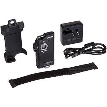 Nikon KeyMission 80 26502 Waterproof Action Camera 1.75-Inch LCD