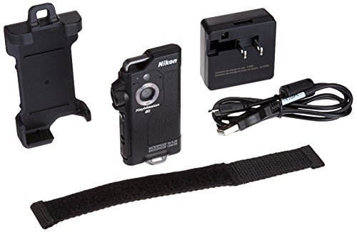Nikon KeyMission 80 Waterproof Action Camera