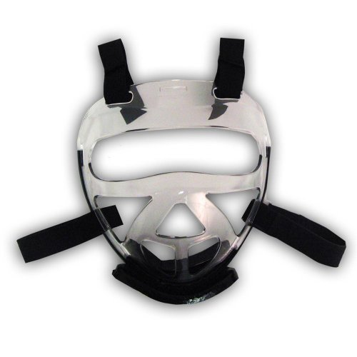 Macho Warrior Clear Face Shield