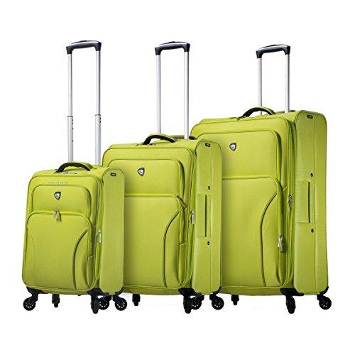 mia-toro-elio-italy-softside-spinner-luggage-3pc-10-year-warranty-green-apple