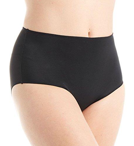 Maison Lejaby Invisibles Full Brief Panty (5304) 2X/Black