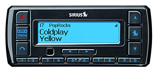 (SiriusXM Stratus 7 Satellite Radio with Vehicle Kit | 3 MONTHS ALL ACCESS FREE WITH SUBSCRIPTION)