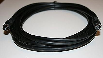 8 pin mini din wiring diagram amazon com 9 pin mini din minidin male to male 3 foot black cable  amazon com 9 pin mini din minidin male