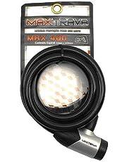 CADEADO ESPIRAL 12X1500MM FUME MAXTRAVA - 000791