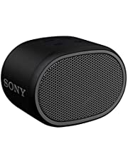 Sony Bluetooth Speakers, Black - Srs-Xb01/B