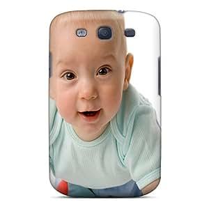 New Fashion Premium Tpu Case Cover For Galaxy S3 - Baby Cute Wallpaper 37