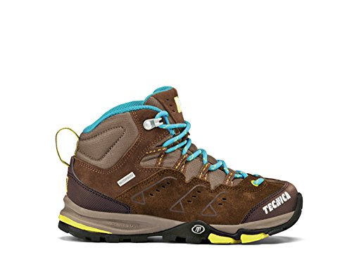 De Moon 38 33 Tcy Mid Cyclone Brown 31107300013 Démarrage Boot Tecnica Technique Jr Junior Iii wRaqBR