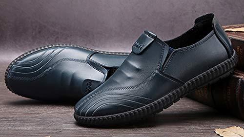 Uomo Slippers Femaroly 40 Blue Blu qpUU5