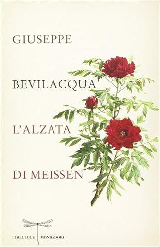 Giuseppe Bevilacqua, L'alzata di Meissen (Cover)