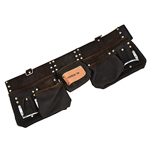 Wholesale Aprons (ProPouch 11 Pocket Oil Tanned Leather Carpenter's Apron Tool Pouch)