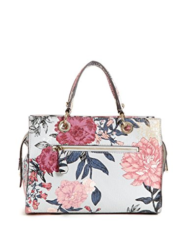 Floral main GUESS unique Seraphina Taille Taille Multicolore Sac Multicolore Grey à nXHqP5wO6