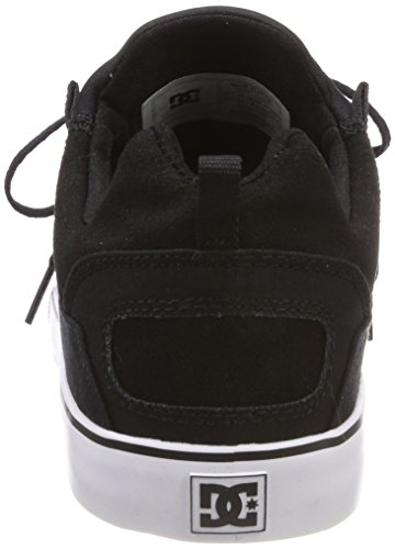 DC Scarpa Heathrow Vulc Nero-Bianco
