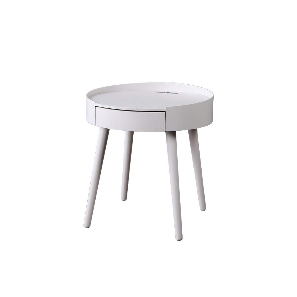 Surprising Amazon Com Nn Bedside Table Small Round Table Small Coffee Gmtry Best Dining Table And Chair Ideas Images Gmtryco