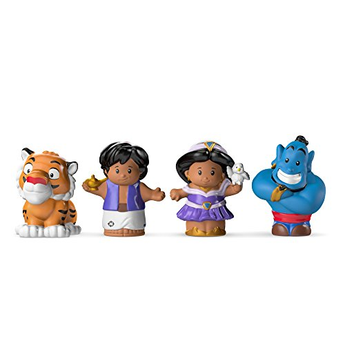 Fisher-Price Little People Disney Princess, Jasmine & Friends (Little People Prince)