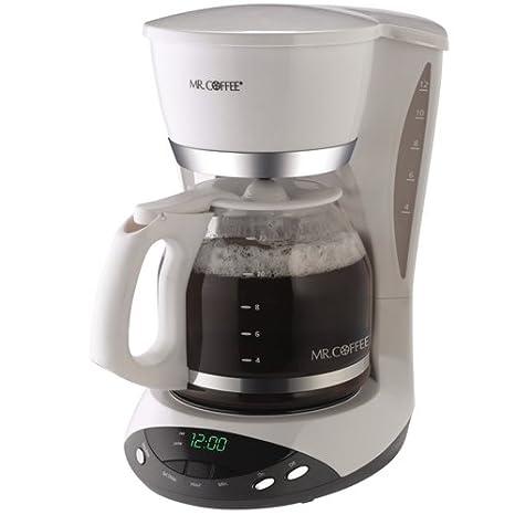 Amazon.com: El Sr. Café Dwx 12-cup Cafetera programable ...