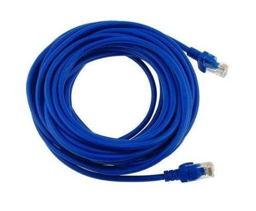 ANiceS 100FT 30M RJ45 CAT5 CAT5E ETHERNET LAN NETWORK Blue Patch CABLE