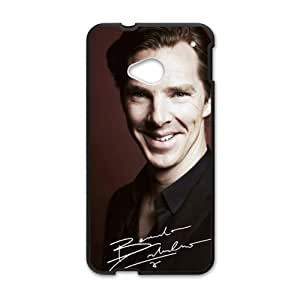 Fashion handsome man Cell Phone Case for HTC One M7 hjbrhga1544