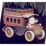Here Comes Santa Kringle Tours 1992 Hallmark Ornament QX4341