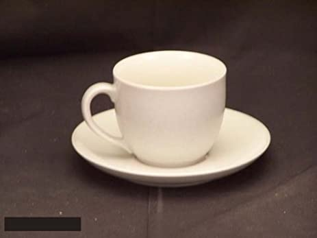 Amazon.com | Noritake Colorwave Gray 8483 Ad Cup Set of 4: Coffee ...