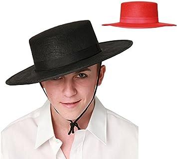 El sombrero no, el sombrero 'cordobés'