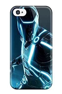 Fashion Protective 2010 Tron Evolution Case Cover For Iphone 4/4s
