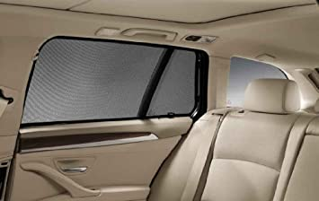 d7d37938e BMW 5er F10 Sun Shade for Rear Side Windows. Suitable for: Amazon.co ...