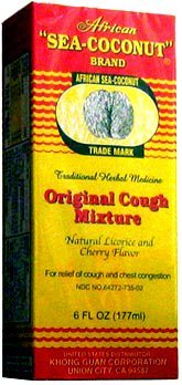 African Sea-Coconut Brand Original Cough Mixture by African Sea-Coconut Brand