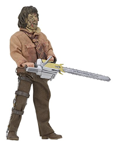 NECA Texas Chainsaw Massacre 3 8 inch Clothed Action Figure