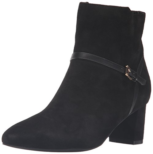 Black Bootie Suede Haan Ankle Cole Strap Women's Sylvan xwFT6cZCqY