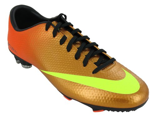 Nike Herren Mercurial Victory IV FG Fußballschuh Sonnenuntergang