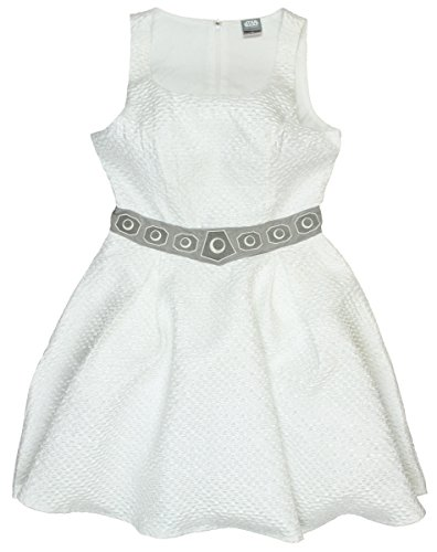 Disney Princess Leia Costume (Star Wars Princess Leia Women's Dress (X-Large))