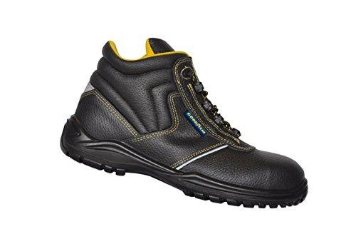 GOODYEAR , Chaussures de sécurité pour homme Noir Schwarz/Gelb 41