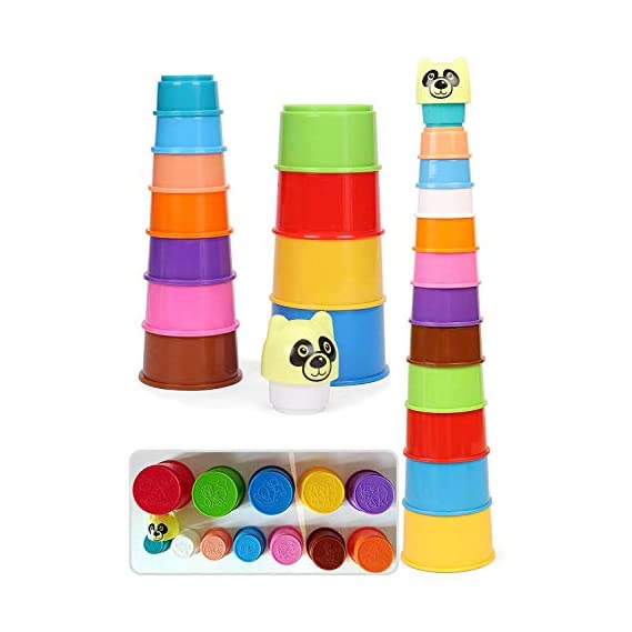 Lodestone Stacking Cups for Kids