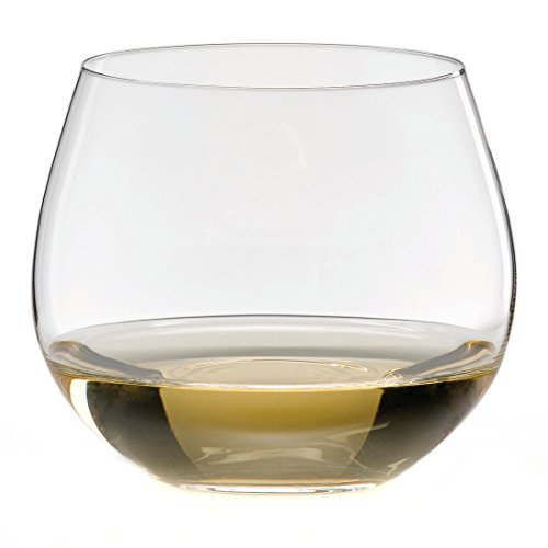 Riedel O Stemless Oaked Chardonnay Wine Glass, Set of -