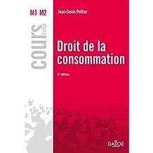 Droit de la consommation (Cours) (French Edition)