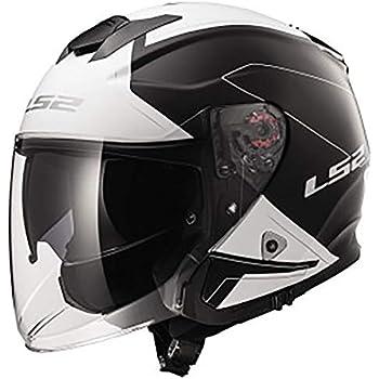 Amazon.com: Casco abierto para motocicleta Track 569 ...