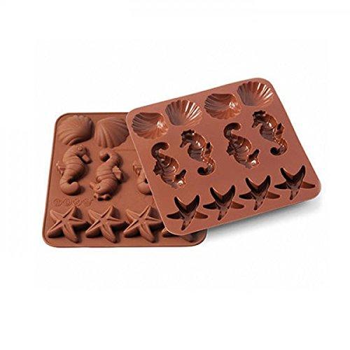 Ctgvh Moule /à Cake pour enfant en forme de chaussures de sport Chocolat Plastique Moule 3d Jelly Bonbons Moule /à chocolat DIY D/écoration faite /à la main des outils de cuisson