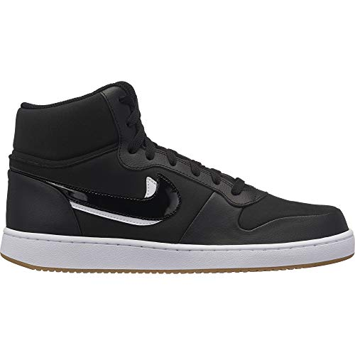 Mid 001 Light Ebernon Nike Brown Herren Prem White Schwarz Gum Black Sneakers Black 7waEvqxw