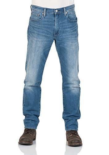 Levi's 502 Regular Taper, Vaqueros Straight para Hombre Cold Air Ba (0173)