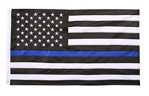 American Flag,for Our Police and Military US Flag.Thin Blue