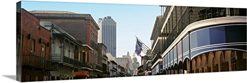 (Four Points by Sheraton, Bourbon Street, New Orleans, Louisiana Gallery-Wrapped Canvas)