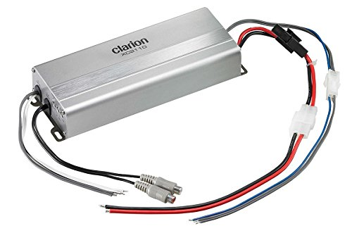 Click to buy Clarion XC2110 400w Peak Ultra Compact Monoblock XC Series Micro Class D Marine Amplifier - From only $107.74