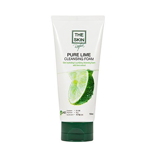 the-skin-pure-lime-cleansing-foam-5-fl-oz