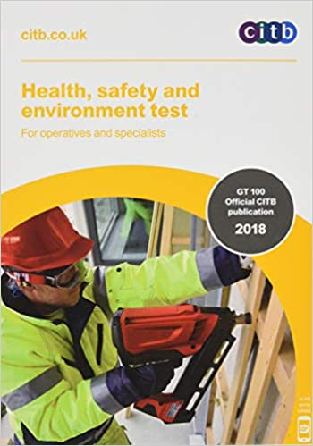 Environment test health book and safety