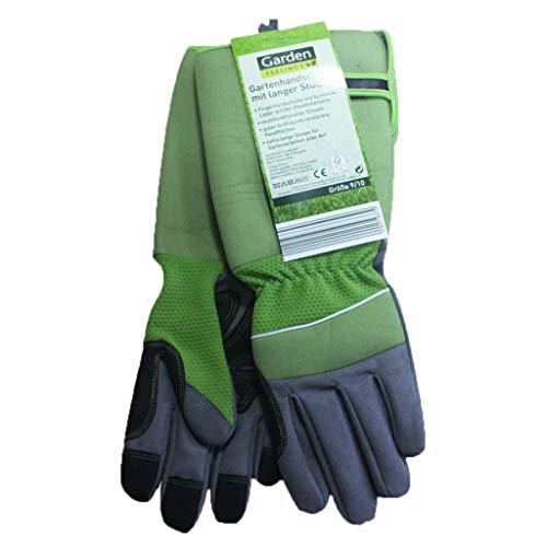 ロングカット耐性手袋 ガーデニング手袋 全2色 使いやすい 実用性 - 緑