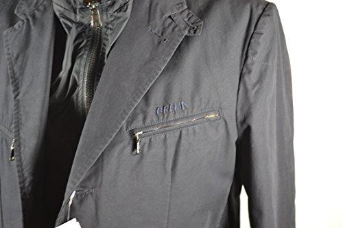 Brema art700682 mod 611 jacket con interno smanicato in poliamide staccabile
