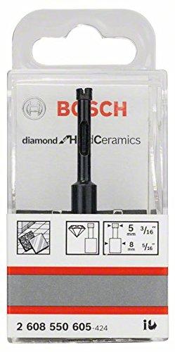 11 opinioni per Bosch 2608550605- Fioretto diamantato 5 mm