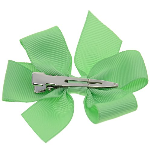 40PCS-3-inch-Grosgrain-Ribbon-Child-Hair-Bows-in-Pure-Color-With-Clips-40-Colors-Small-Bow-Kids-Barrettes-Pony-Hair-Accessories