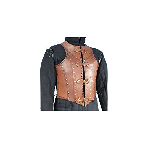Leather Body Armour - 7